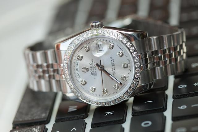 Đồng hồ cơ Rolex R109