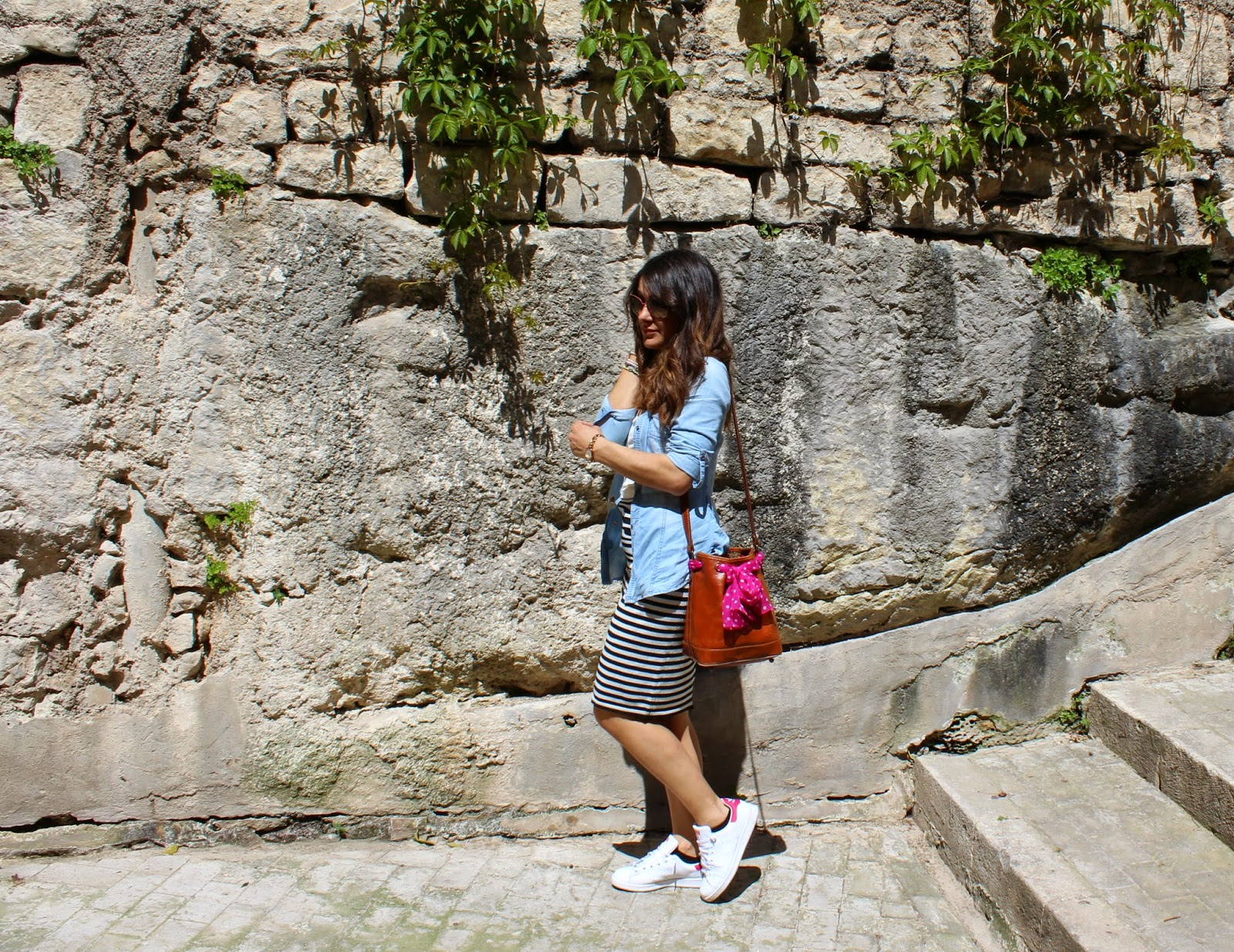 OUTFIT STAN SMITH, BLOGGER STYLEGRAM