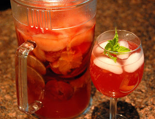 Sangria Recipe from the Smoke Rise Inn