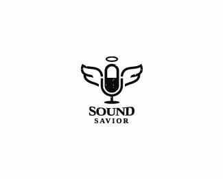 diseño de logotipo blanco y negro