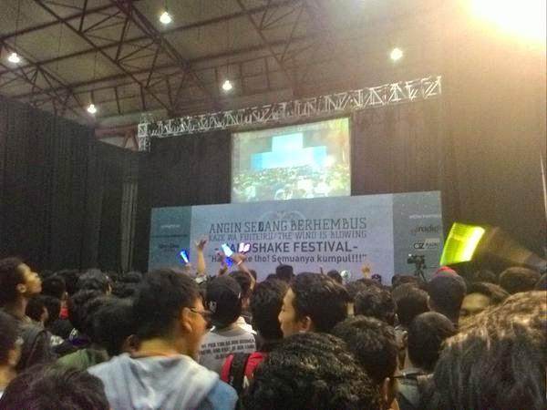"Rekap Info dari Handshake Event ""Angin Sedang Berhembus"" 28 Februari 2015"
