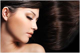Tips Kecantikan Rambut Dengan Bahan Alami