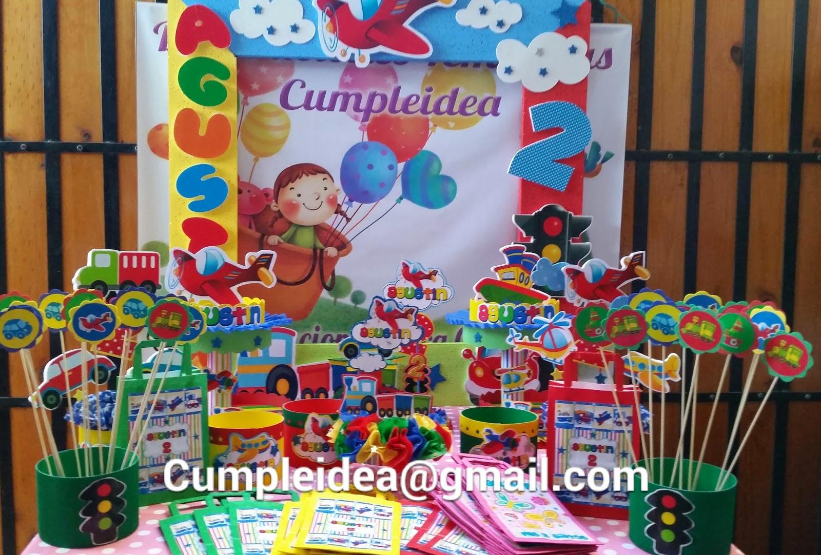 Decoraciones infantiles medios de transporte - Blog de decoracion infantil ...