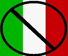 Contro il Tricolore, contro L'Unità D'Italia.