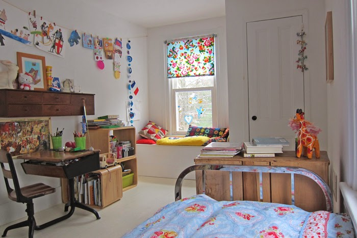 children's bedroom in Nyack house rockland county