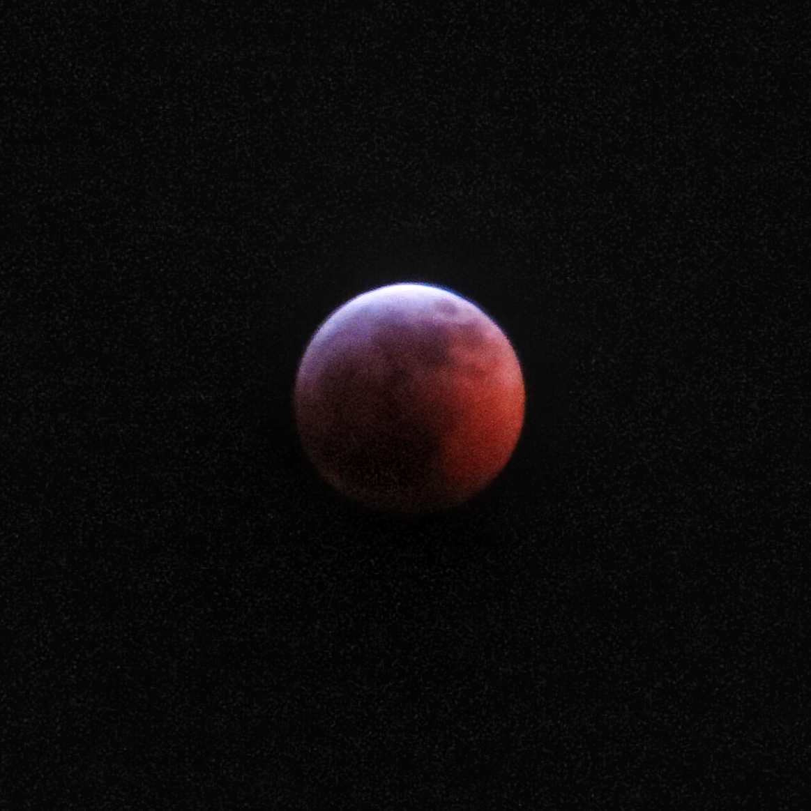 "Rare ""Super Blood Wolf"" Lunar Eclipse"