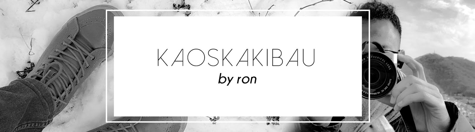 kaoskakibau.com - by ron