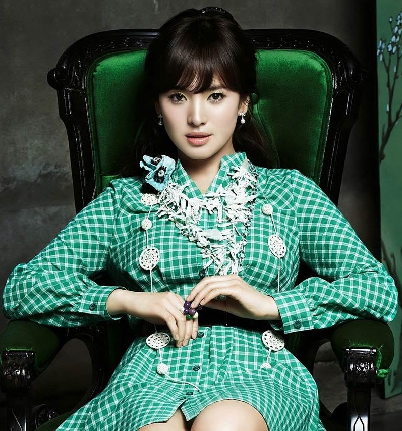 Song Hye Kyo Beautiful Korean Actress
