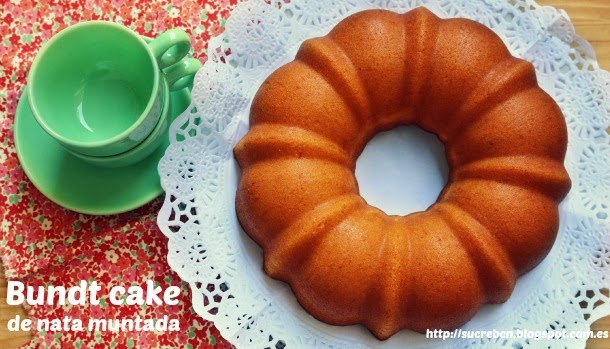 receta de bundt cake, recepta de bundt cake, receta de bundt cake de nata montada, recepta de bundt cake de nata muntada, receta de pastel de nata montada, receta de tarta de nata montada, recepta de pastís de nata muntada, whipped cream bundt cake récipe, , plum cake, tarta para desayuno, tarta para merienda, pastís per esmorzar, pastís per berenar, molde bundt, motllo bundt