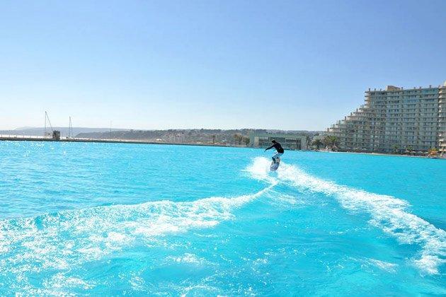 Fun Duniya World 39 S Largest Outdoor Swimming Pool