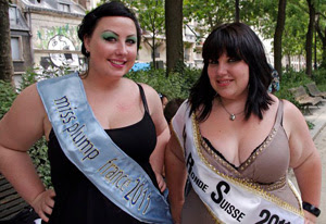 Miss Plump France 2011