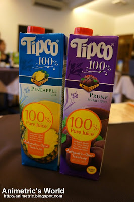 Tipco 100% Pure Juice