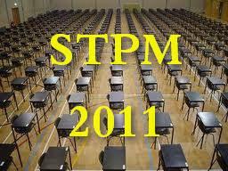 Keputusan STPM 2011