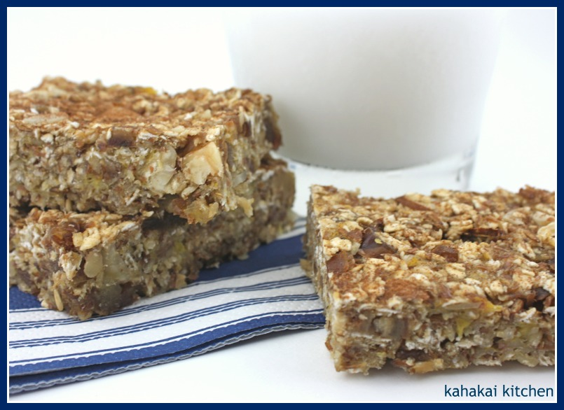 ingredient banana oat these banana oat bars require it s a way ...