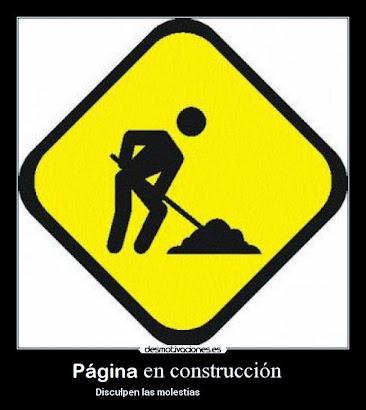--------------- PAGINA EN CONSTRUCCION ----------------------