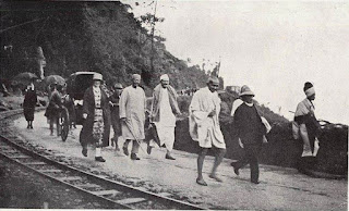 Mahatma Gandhi visited Darjeeling