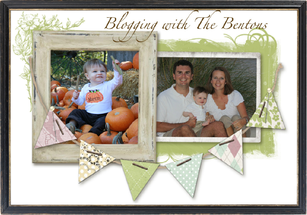 Blogging with The Bentons