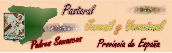 Pastoral Vocacional Padres Somascos de España