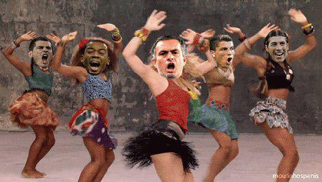 Real Madrid Waka waka E e