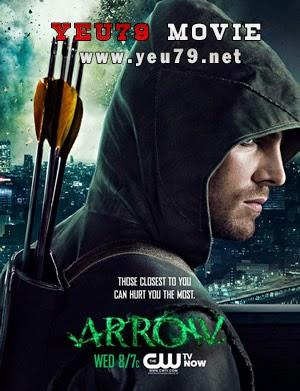 Mũi Tên Xanh 3: Bán Kính Ảnh Hưởng - Arrow Season 3: Blast Radius