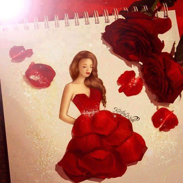 Beautiful Color Pencil Drawings & Creative Artworks 1