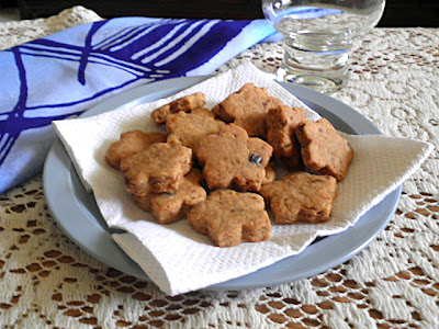 Date & Ginger Cookies Recipe @ treatntrick.blogspot.com