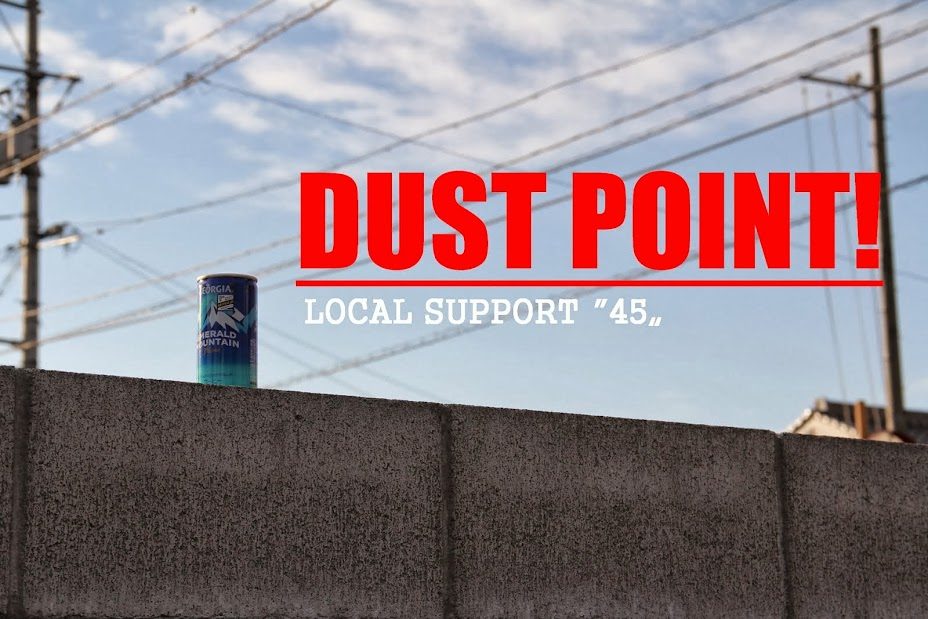 DUST POINT!