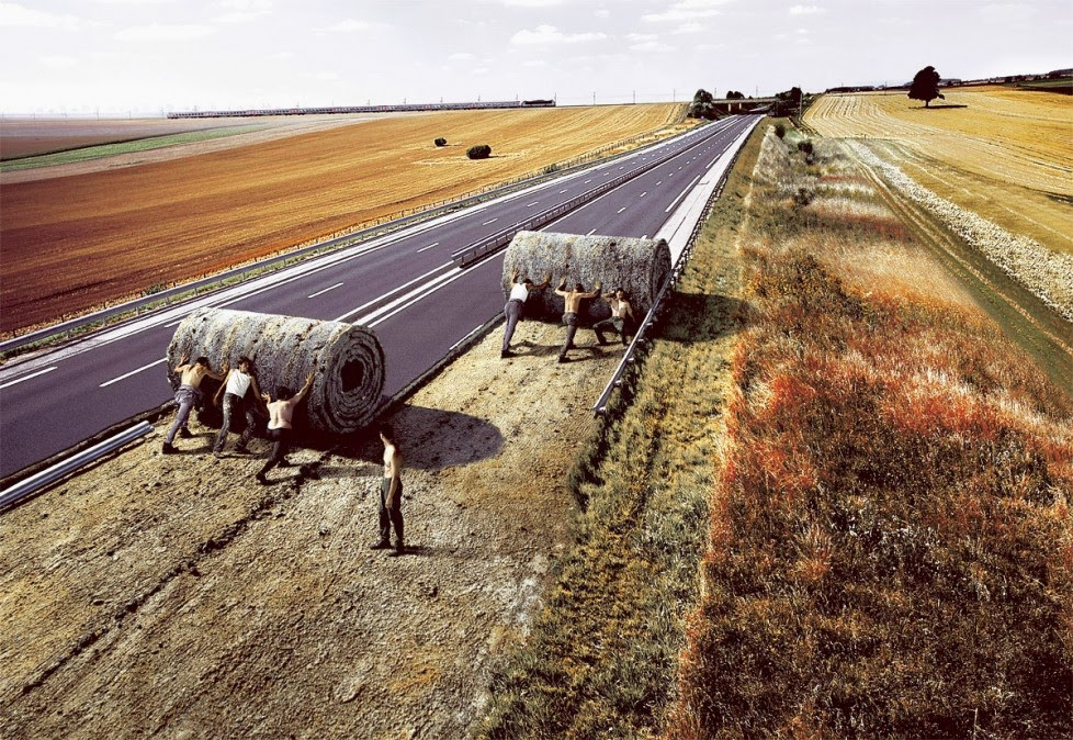 Бельгийский фотограф Frank Uyttenhove