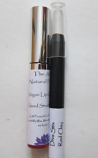all natural face lip gloss