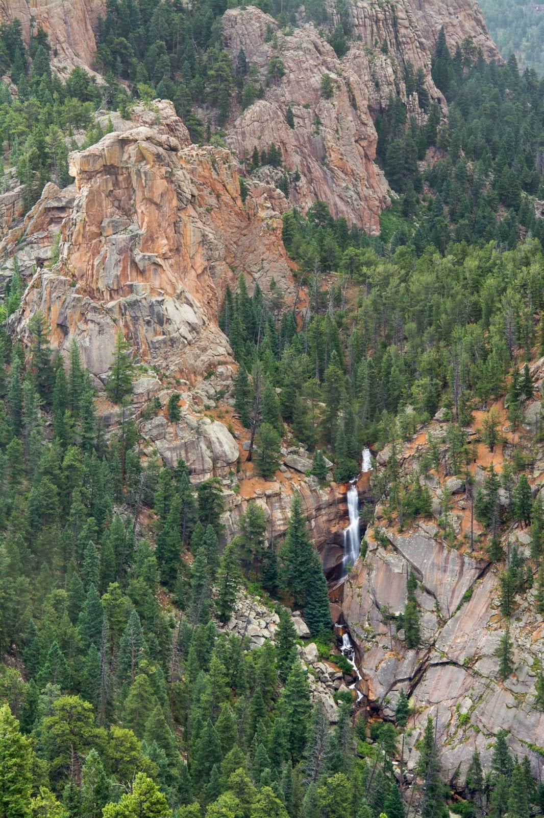 Staunton State Park: Elk Falls