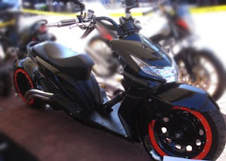 Honda Beat Modification