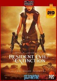 Resident Evil 3 - La extinción (2007) DVDRip Latino