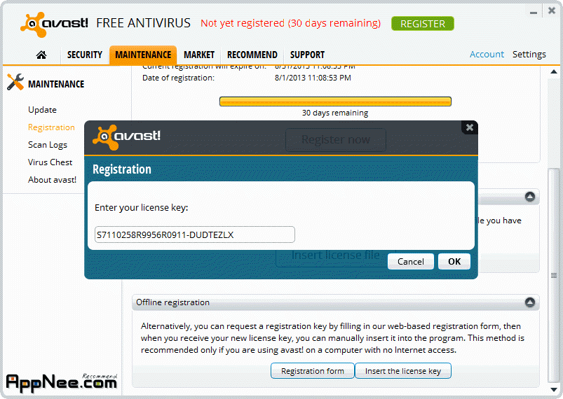 Hi youtube download the latest version of Avast Antivirus 2015 with full li