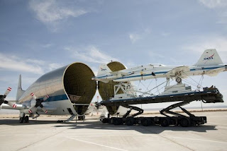 NASA Super Guppy Transport