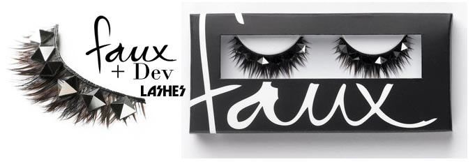 bdcfeda6f63 Monroe Misfit Makeup | Beauty Blog: Faux + Dev Studded Lashes Review ...
