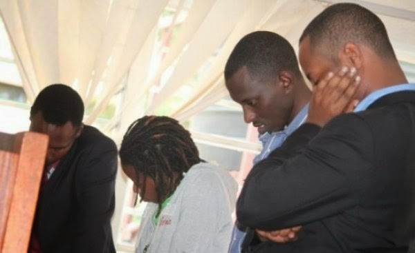 Kizito Mihigo na Bagenzi be Bakatiwe gufungwa Iminsi 30 y'Agateganyo