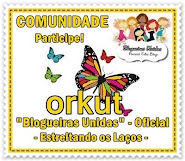 Comunidade no Orkut das Blogueiras Unidas