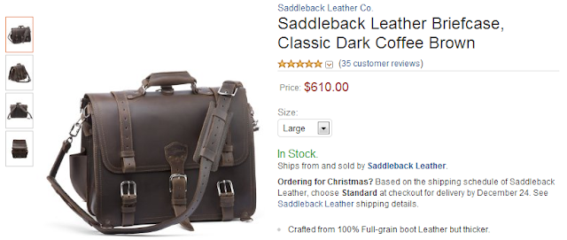 Saddleback leather co coupon code