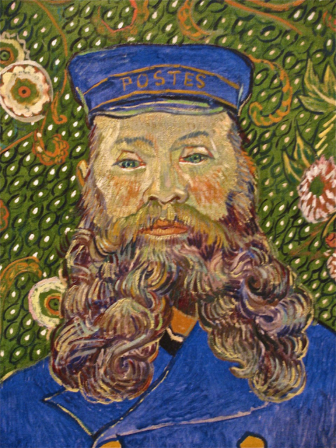 Van-Gogh's-Postman-at-Moma