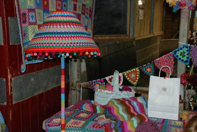 image of Attic 24 crochet work