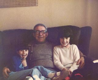 grandpa, family,