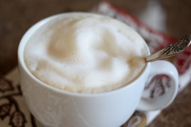 Spanish Cafe con Leche recipe by Barefeet In The Kitchen