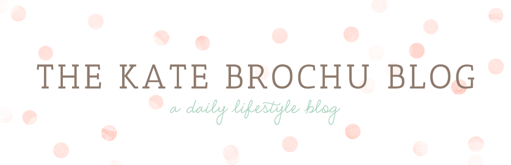 The Kate Brochu Blog