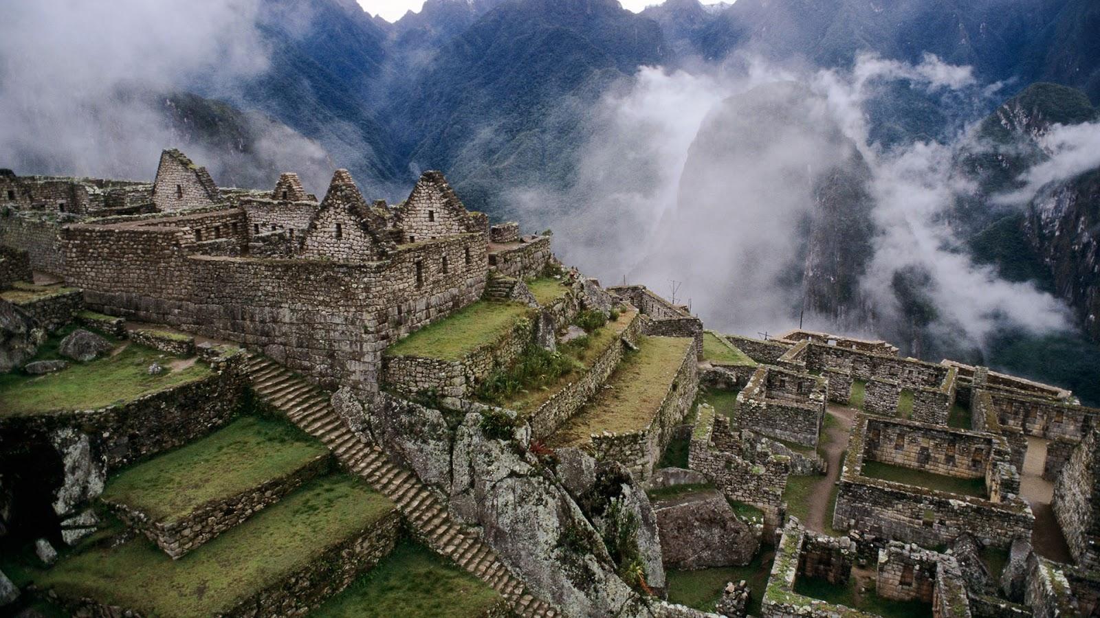 Machu Picchu Peru Hd Wallpapers High Definition