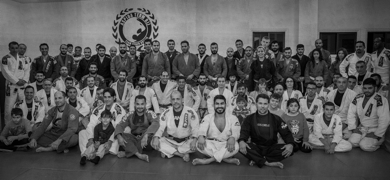 Aspida Team Renzo Gracie Cyprus