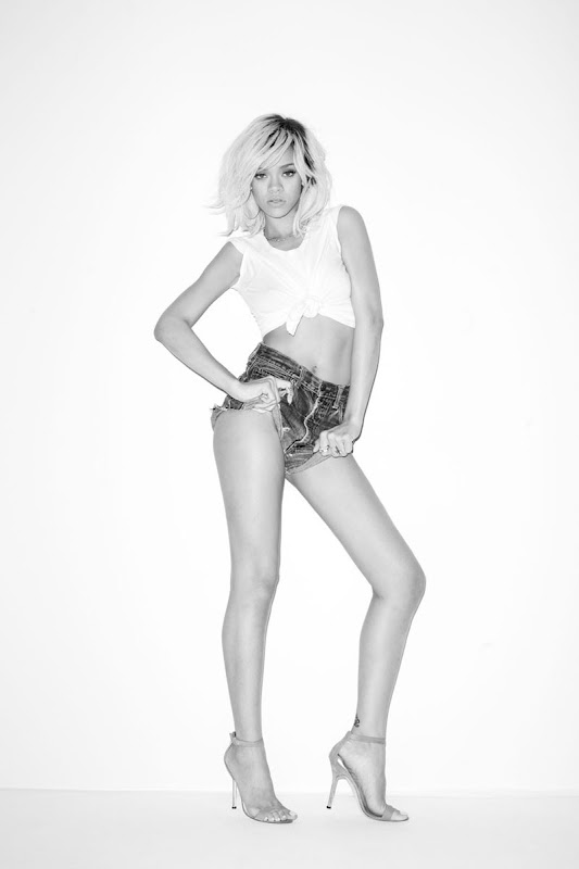 Rihanna – Terry Richardson Photoshoot