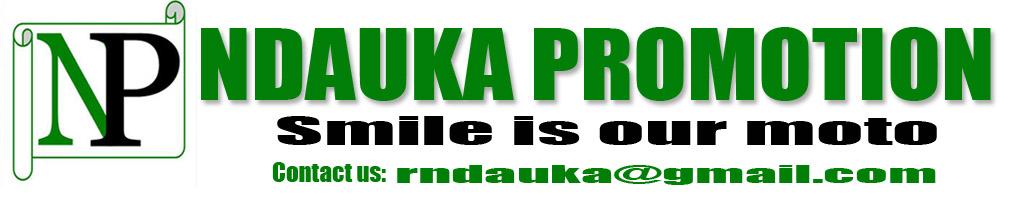 NDAUKA PROMOTION