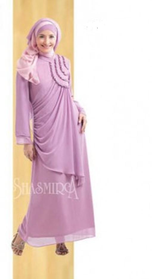 koleksi baju muslimah modern terbaru 2013 dengan desain yang anggun