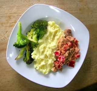 Vegetarisch, Peace-Goulasch, vegan