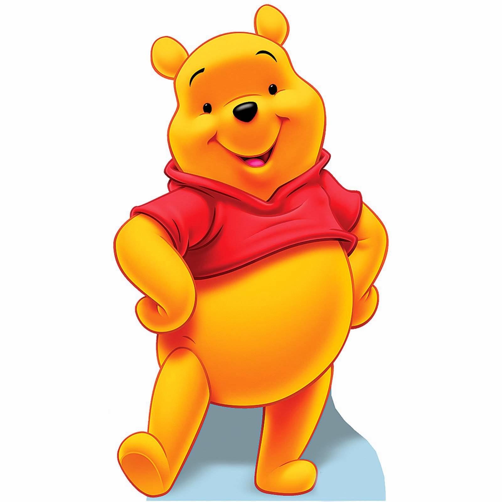Mewarnai Gambar Winnie The Pooh